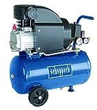 Scheppach 5906115901 Kompressor HC25, 1500 W, 230 V, blausilberschwarz