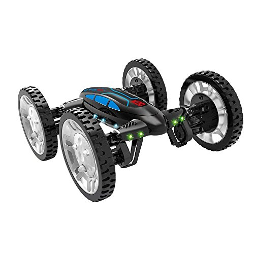 RC Quadcopter Drone for Kids,2 in 1 Flying Cars/Drone (Altitude Hold + Headless Mode+ 360°Flip + One Key Fly/Land + Flying Time 7-10 Minutes + Crawl Time 10-15 Minutes) Blue