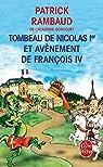 Tombeau de Nicolas Ier, avènement de François IV par Rambaud