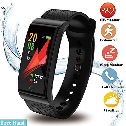 Fitness Schrittzähler Mit Pulsmesser Trackers ArmbandAktivitätstracker 0nPk8wO