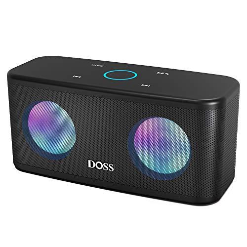 DOSS SoundBox Plus Altavoz Bluetooth Portátil Sonido