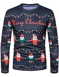 Camiseta de invierno, RETUROM Camisetas de cuero caliente del invierno que empalman tapas de los hombres