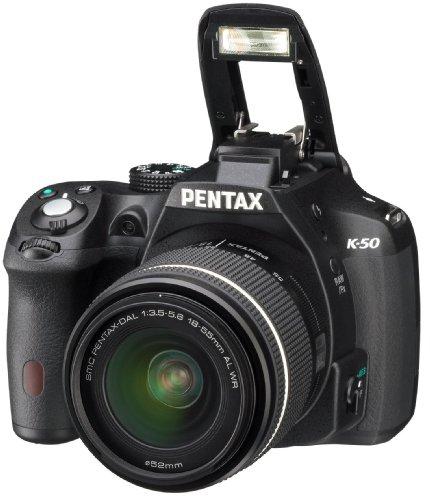 Pentax K50 + Objetivo 18-55