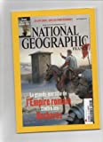 national geographic N°156 septembre 2012...