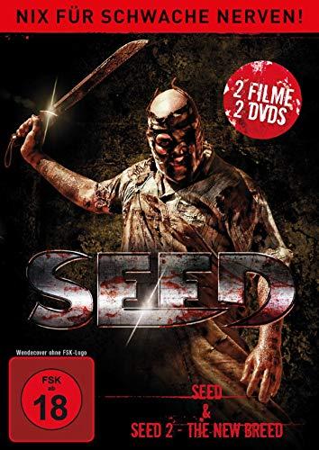 Seed Double Feature - Nix für schwache Nerven! [2 DVDs]