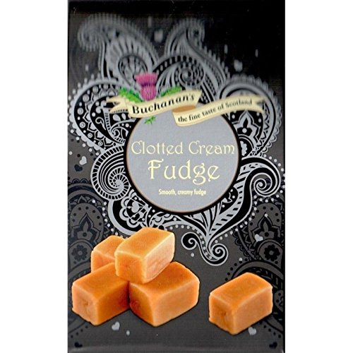 Buchanans Clotted Cream Fudge
