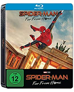 Spider-Man: Far From Home (Blu-ray Steelbook)