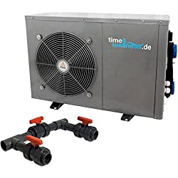 Eco 10piscina Bomba de calor 9,5kW para hasta 40m³