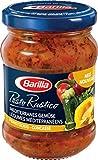 Produkt-Bild: Barilla rotes Pesto Rustico Mediterranes Gemüse ? Veganes Pesto 1 Glas (1x175g)