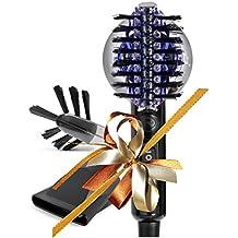 Xculpter Wild - Minisecador de pelo y alisador - 2 cepillos