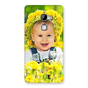 Delighted Laughing Baby Girl Back Case Cover for LeTv Le Max