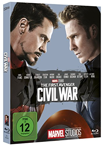 The First Avenger: Civil War [Blu-ray] - 4