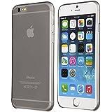 """totallee Ultra Thin Light versión slim Minimal–Más Fino Funda para Apple iPhone 6(4.7""""), compatible con iPhone 6 iPhone 6S, color Gris"""