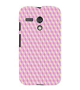 PrintVisa Designer Back Case Cover for Motorola Moto G :: Motorola Moto G (1st Gen) :: Motorola Moto G Dual (Girly Pattern Tribal Floral Fabric Culture Rajastan Andhra)