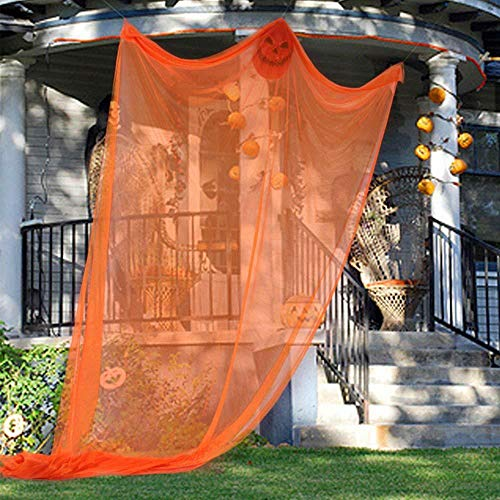 Halloween Ghost Decorations Creepy Hanging Fantasma Spaventoso Prop Halloween  Decorazioni da Appendere Volare Fantasma Appeso Grim 2260056cf634