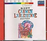 Songtexte von Georges Bizet - Carmen Suite / L'Arlesienne Suites