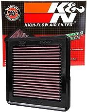 K&N 33-2422 High Performance Replacement Car Air Filter