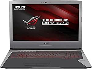 "PC Portable - ASUS G752VL-GC057T - Intel Core i7-6700HQ 8 Go SSD 128 Go + HDD 1 To 17.3"" LED Full HD G-SYNC NVIDIA GeForce GTX 965M Graveur DVD Wi-Fi AC/Bluetooth Webcam Windows 10 Famille 64 bits (garantie constructeur 2 ans)"
