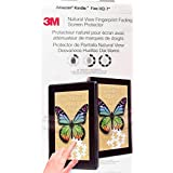 3M NVFF828502 Natural View Fingerprint Fading Screen Protector Amazon Kindle Fire HD 7-Inch
