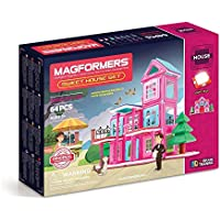 ItsImagical 87597 - Set Costruzioni Magformers Sweet House, 64 Pezzi