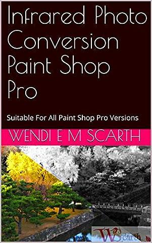 Infrared Photo Conversion Paint Shop Pro: Suitable For All Paint