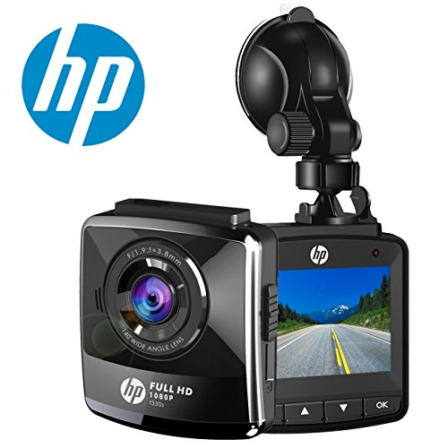 HP Car Camera Dash Cam 1080P Full HD Video Recorder In Car