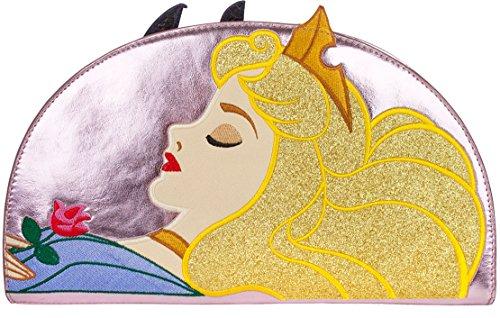 Danielle Nicole Disney Sleeping Beauty And Maleficent Clutch Bag
