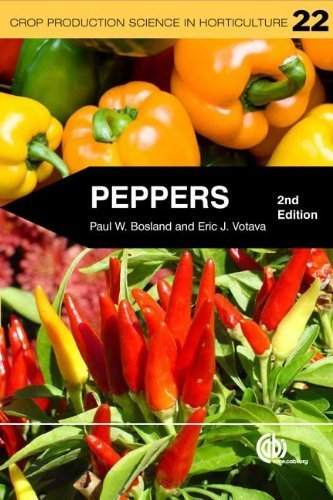 Peppers: Vegetable and Spice Capsicums (Crop Production Science in Horticulture) by Paul W. Bosland (2012-06-05) par Paul W. Bosland;Eric J. Votava