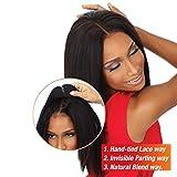 Best Extensiones de cabello Remy Sensationnel - Sensationnel HH REMY 3 WAY PARTE (YAKI 10-12) Review