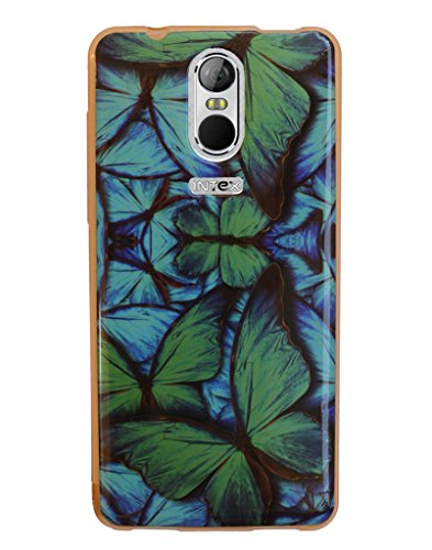 Shopme Printed Designer Back cover for INTEX CLOUD S9 (Soft Silicon, High Quality Print, Access to all Ports, Value for Money)  available at amazon for Rs.119