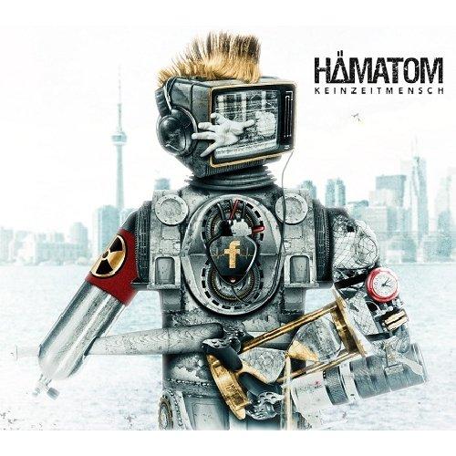 Hämatom: Keinzeitmensch (Audio CD)