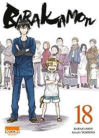 Barakamon, tome 18 par Satsuki Yoshino