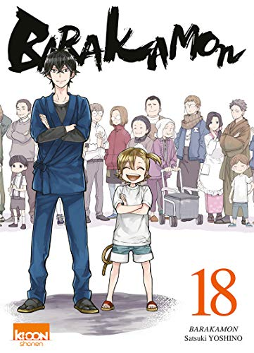 Barakamon Edition simple Tome 18