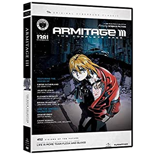 Armitage III: The Complete Saga [Region 1]
