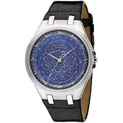 Accurist GMT318UK Celestial Timepiece Men's Quartz Watch - Blue