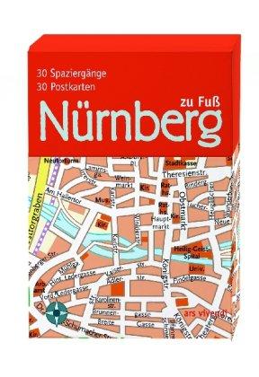 Nürnberg zu Fuß Box, 30 kurzweilige Spaziergänge