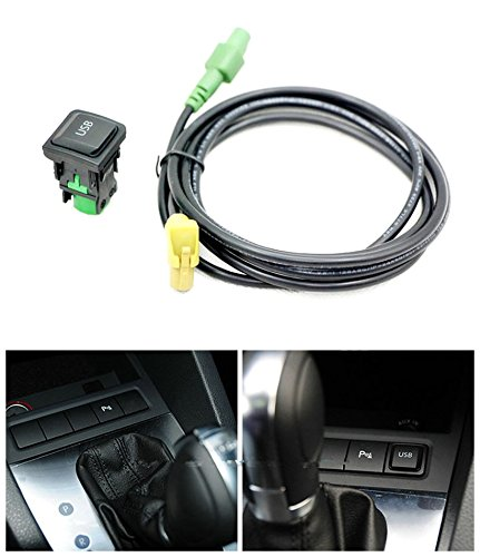 eximtrade-usb-switch-socket-rns315-rcd510-for-volkswagen-vw-mk6-golf-6-scirocco-jetta