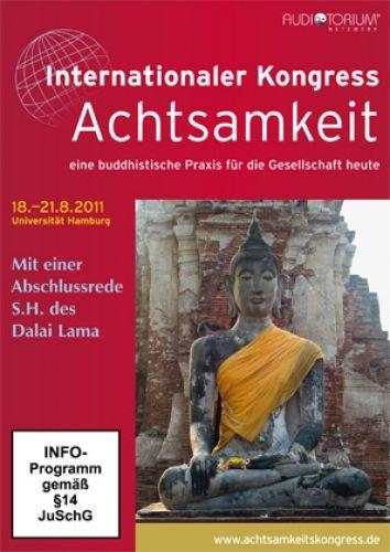 Internationaler Kongress Achtsamkeit - Eine buddhistische Praxis für die Gesellschaft heute/Komplettset DVDs – AN1326D