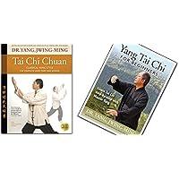 Bundle: Yang Tai Chi Beginner Exercise DVD and book (YMAA Tai Chi Fitness) Dr. Yang, Jwing-Ming
