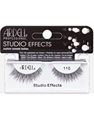 Ardell Number 110 Studio Effects, Black lashes