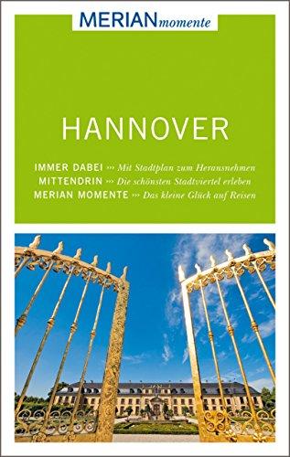 MERIAN momente Reiseführer Hannover