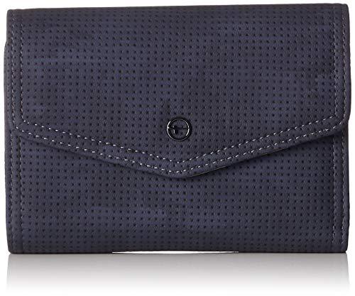 Tamaris Damen Adriana Geldbörse, Blau (Navy), 11x4x14,5 cm