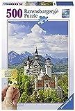 Ravensburger 13681 - Märchenhaftes Schloss Neuschwanstein Erwachsenenpuzzle