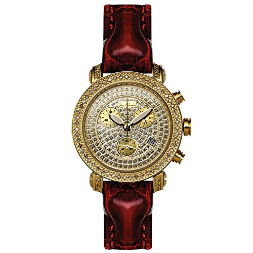 Joe Rodeo Diamond Ladies Watch - PASSION gold 0.6 ctw