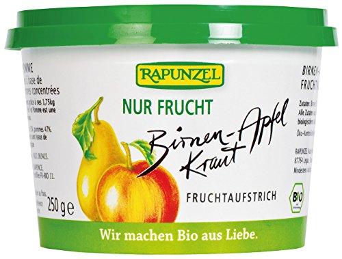 Rapunzel Bio Birnen-Apfel-Kraut, 250 g