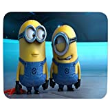 #4: Gaming Mouse pad with Minion Friend Control & Better Grip for Laptop, pc, Games and Computer