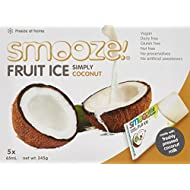 Smooze Simply Coconut Fruit Ice 65 ml (Pack of 6)