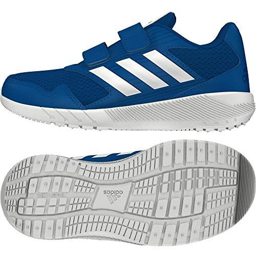 adidas Unisex-Kinder Altarun Cloudfoam Fitnessschuhe, Blau (Azul/Ftwbla/Reauni 000), 28 EU