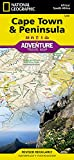 Cape Town & Surrounds - South Africa (National Geographic Adventure Map, Band 3200)