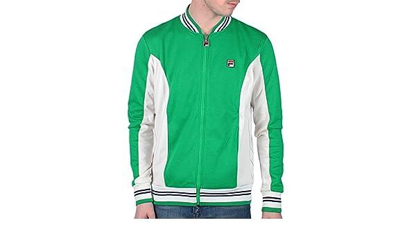 Fila Herren Jacke grün grün Gr. XXL, kelly green: